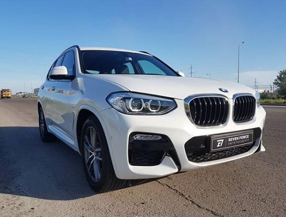 Чип-тюнинг удаление катализатора чистка форсунок тюнинг BMW X3 G01 20i в Астане нурсултане казахстан павлодар караганда